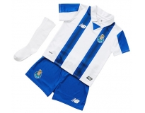 New Balance Mini Kit Oficial F.C.Porto Home Inf